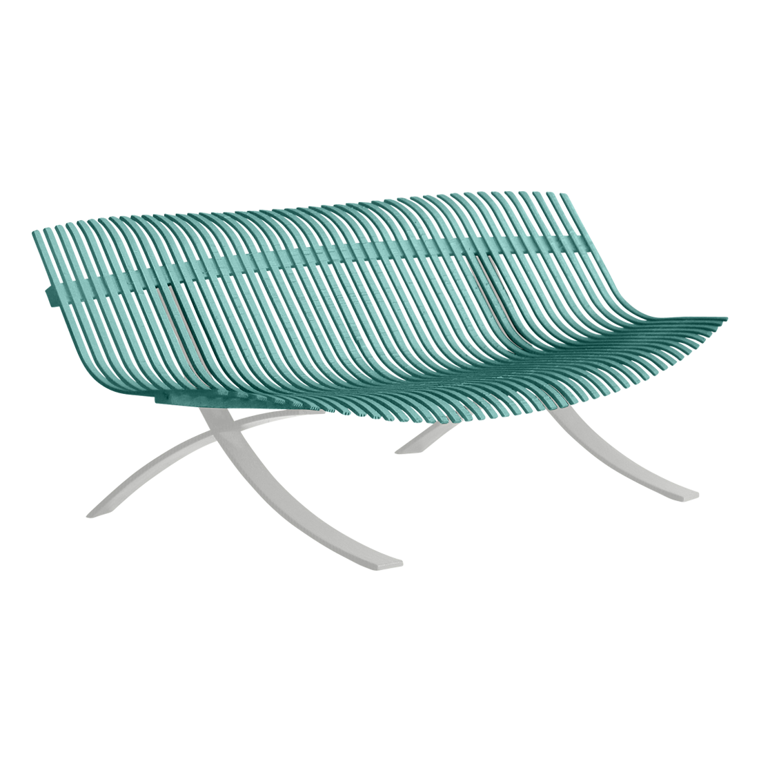 banc charivari banc design salon de jardin. Black Bedroom Furniture Sets. Home Design Ideas