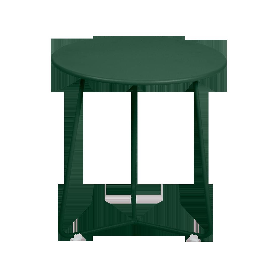 tabouret bas metal, table de chevet, table d appoint, petite table basse verte