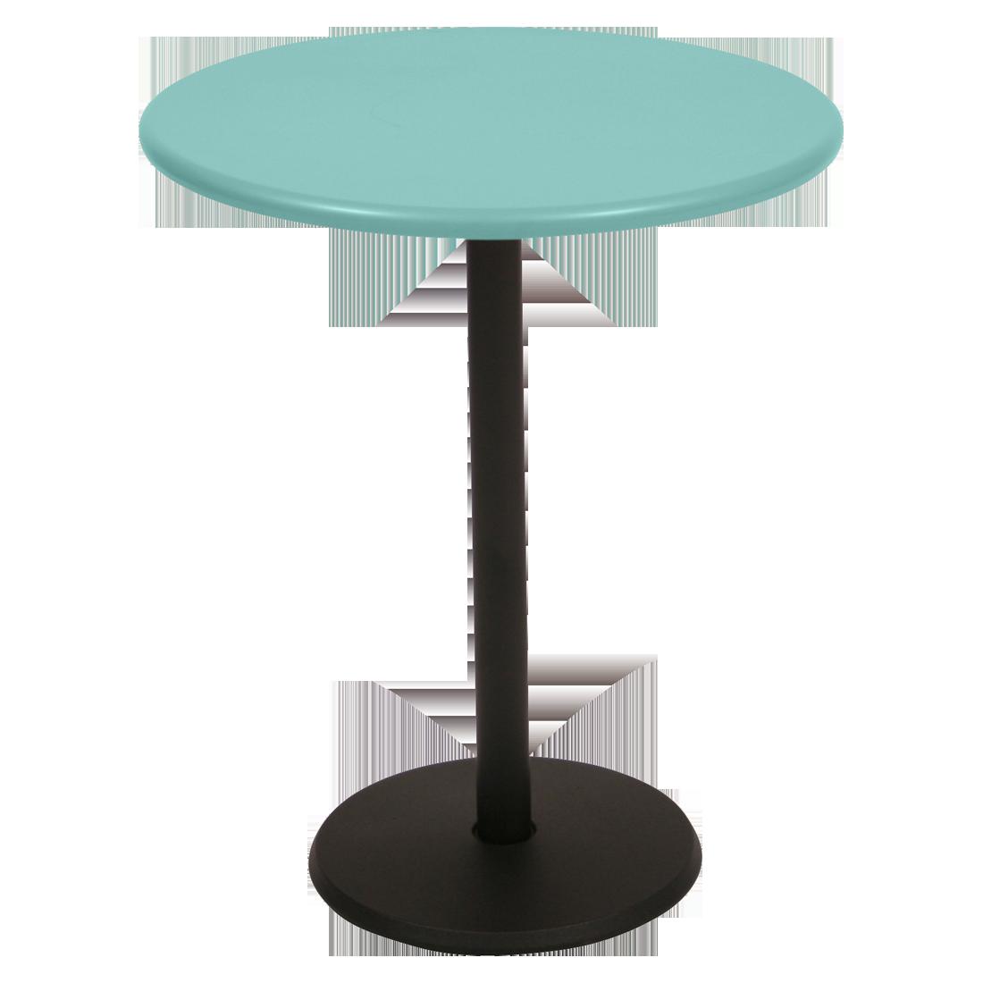 table ronde 60 cm concorde premium table pour restaurant mobilier restaurant. Black Bedroom Furniture Sets. Home Design Ideas