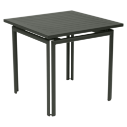 Hoher Tisch Costa Gartentisch Aus Metall Gartenmobel