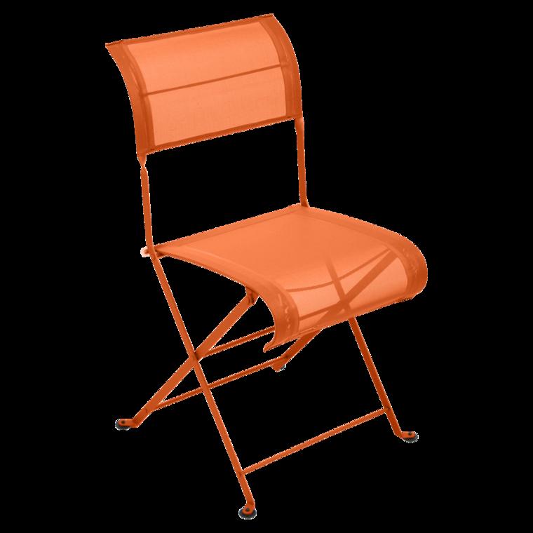 Stuhl Dune, Gartenstühle aus reißfestem TOG, Gartenmöbel