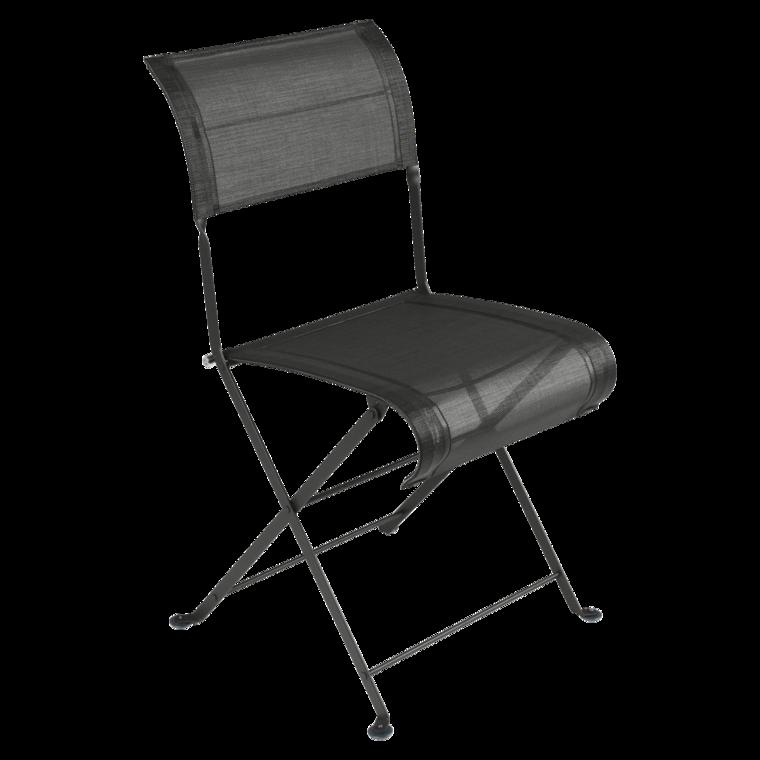 Chaise Dune, chaise de jardin en toile