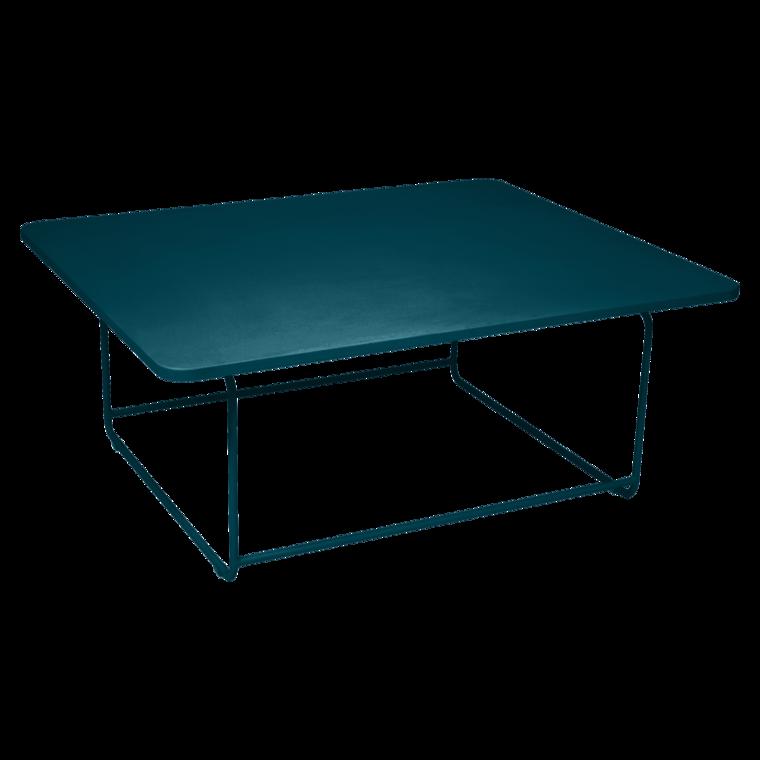 Table basse Ellipse, table basse pour salon de jardin