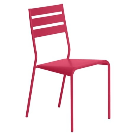 chaise metal, chaise design, chaise patrick jouin, chaise de jardin chaise rose