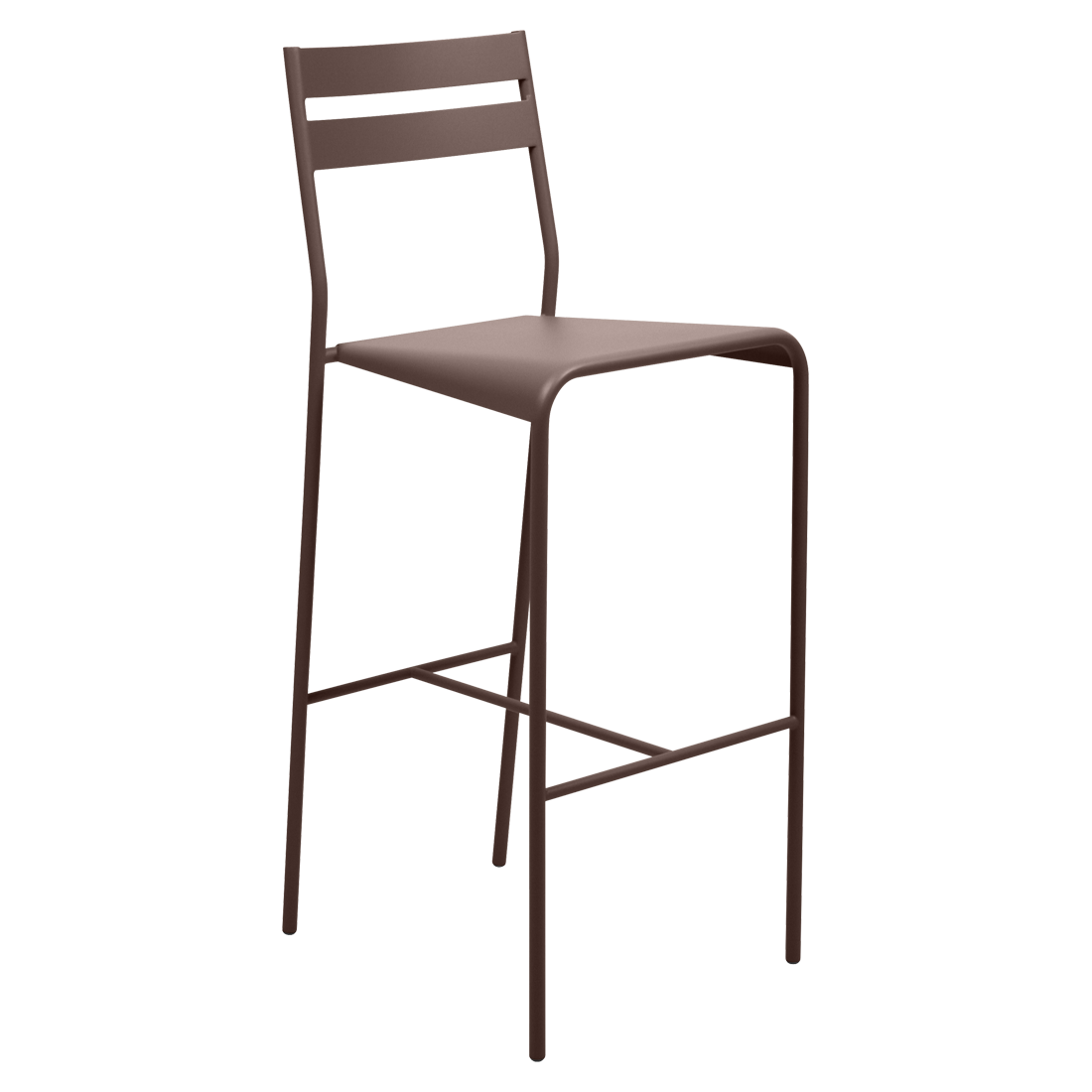 Facto Bar chair, metal bar chair, outdoor furniture