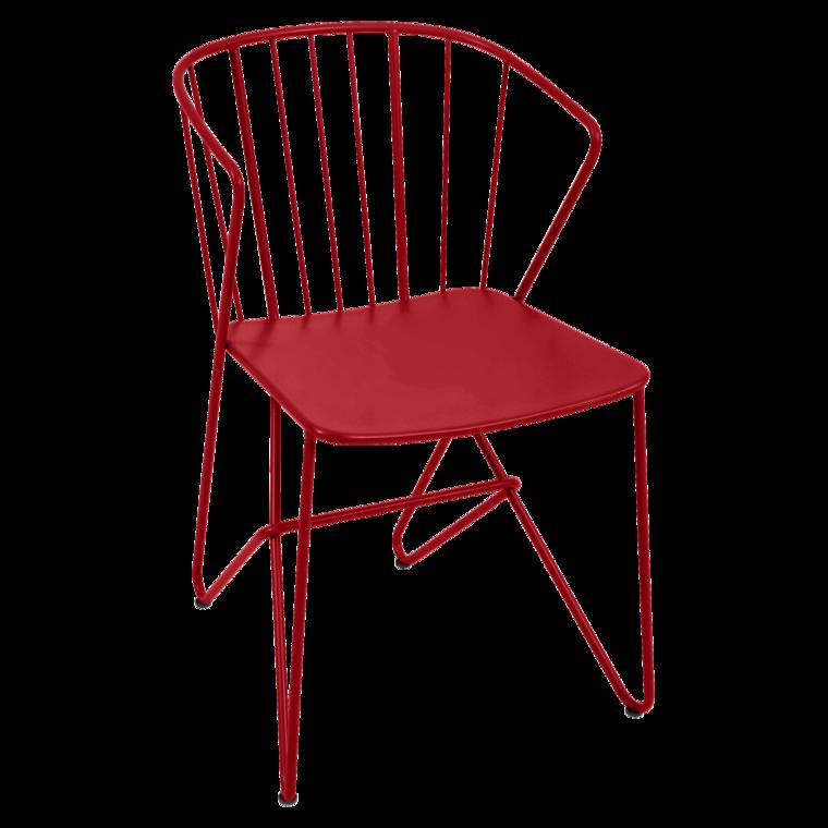 Fantastisch Sessel Flower Ohne Blumenmuster, Gartenstühle Aus Metall, Gartenmöbel