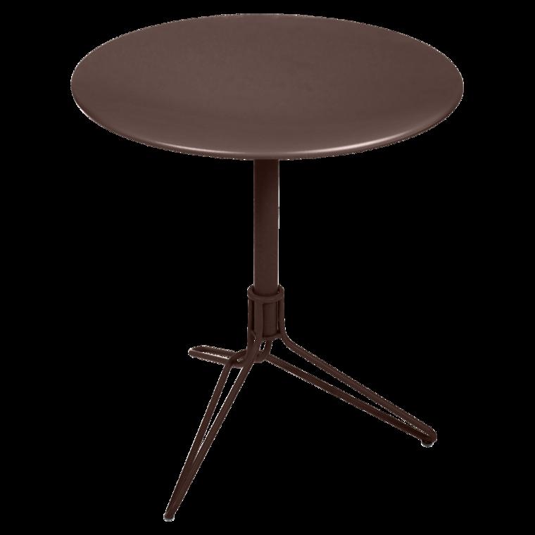 Ø 67 Cm Pedestal Table. Flower