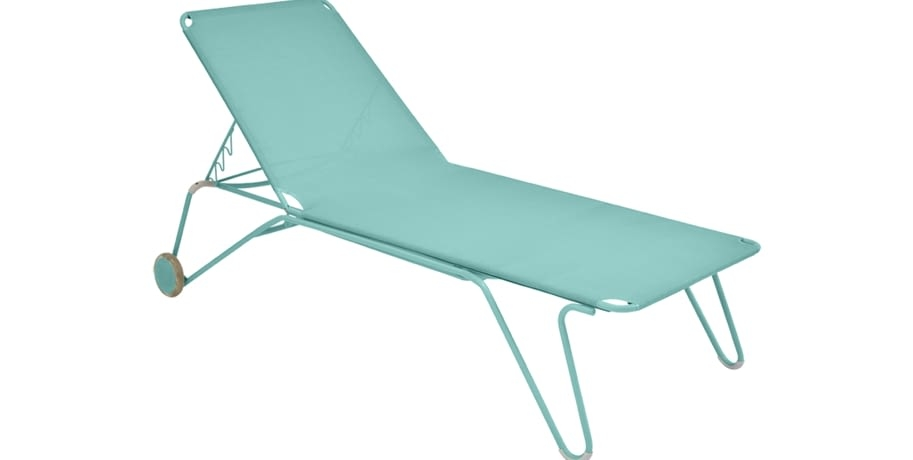 sunloungers and chaises longues garden furniture fermob. Black Bedroom Furniture Sets. Home Design Ideas
