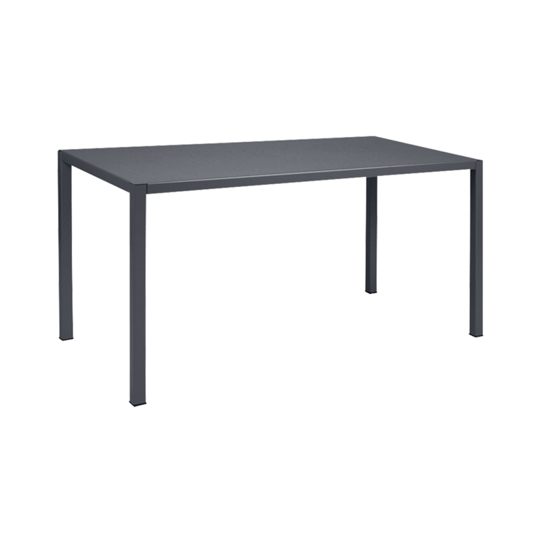 140x70 cm inside out table garden table for Table 140 x 70