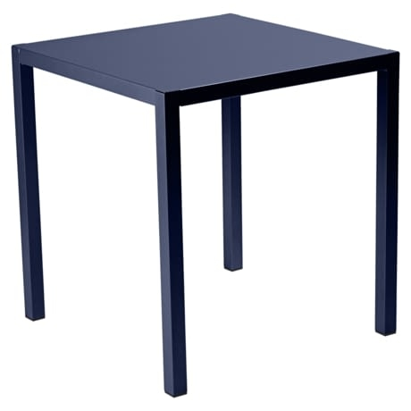 table design, table putman, table de jardin, table metal, table beu