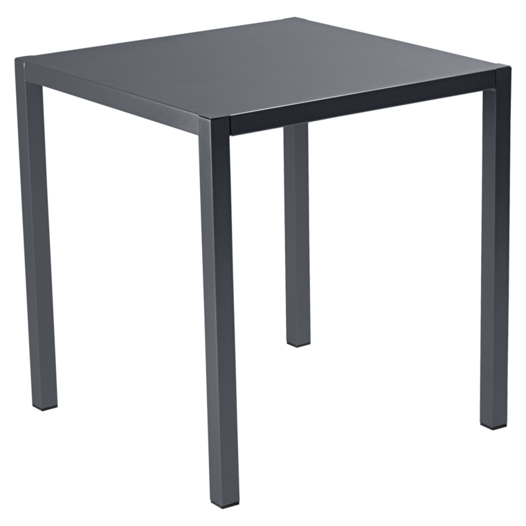 table 70x70 inside out table de jardin design. Black Bedroom Furniture Sets. Home Design Ideas