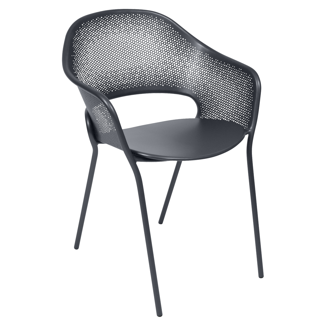 Fauteuil Design Metal
