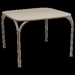 Kintbury chair metal chair outdoor furniture - Table hauteur 100 cm ...