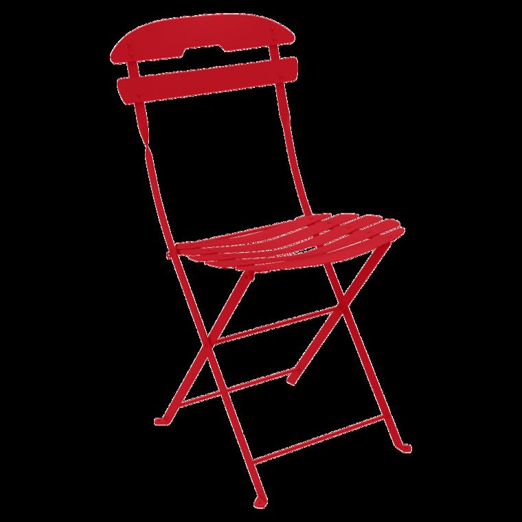 Chaise Pliante En Mtal