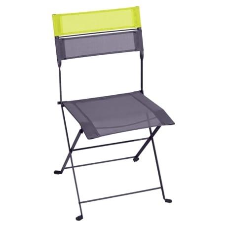 Seats outdoor furniture fermob - Chaise pliante fermob ...