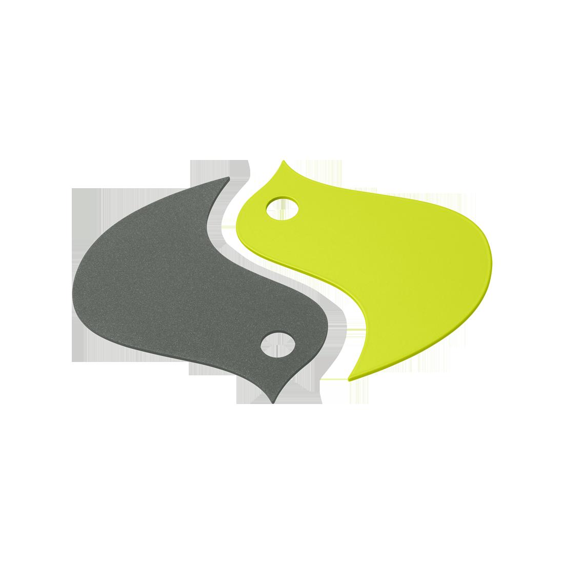 deco de table vert, dessous de plat original, dessous de plat design