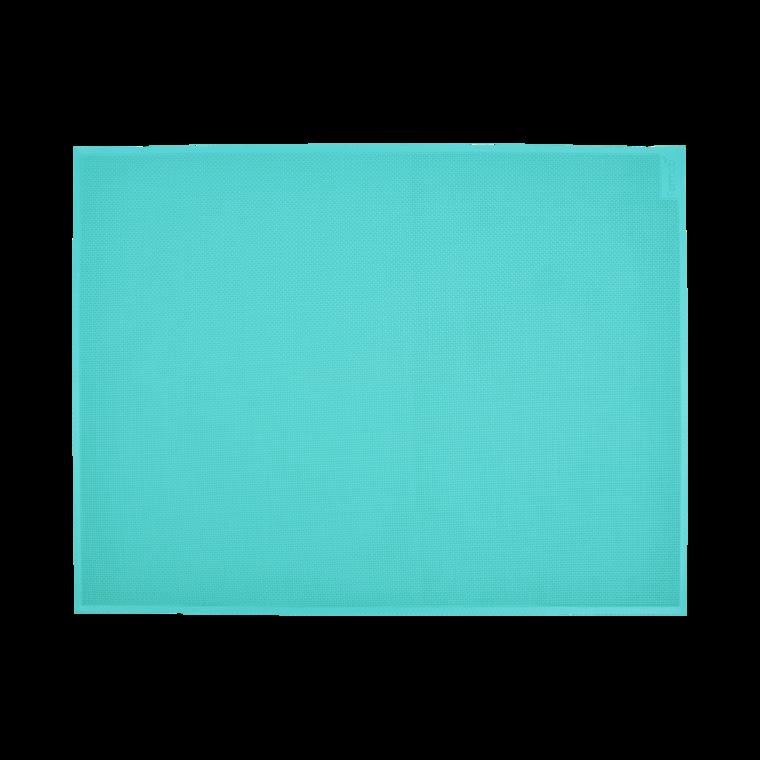 set de table fermob, set de table bleu