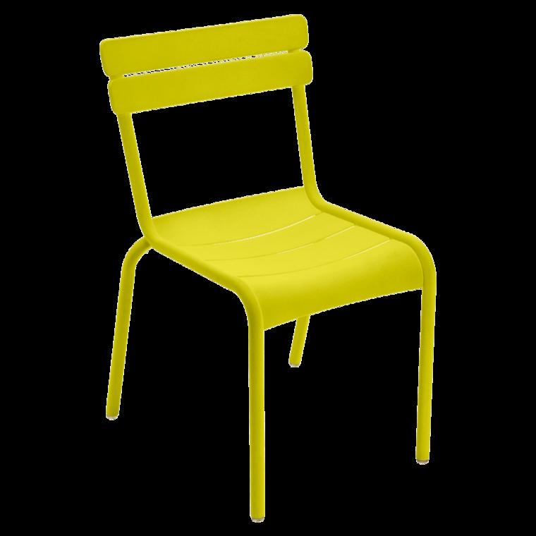 chaise luxembourg les floqu es chaise floqu e fermob. Black Bedroom Furniture Sets. Home Design Ideas