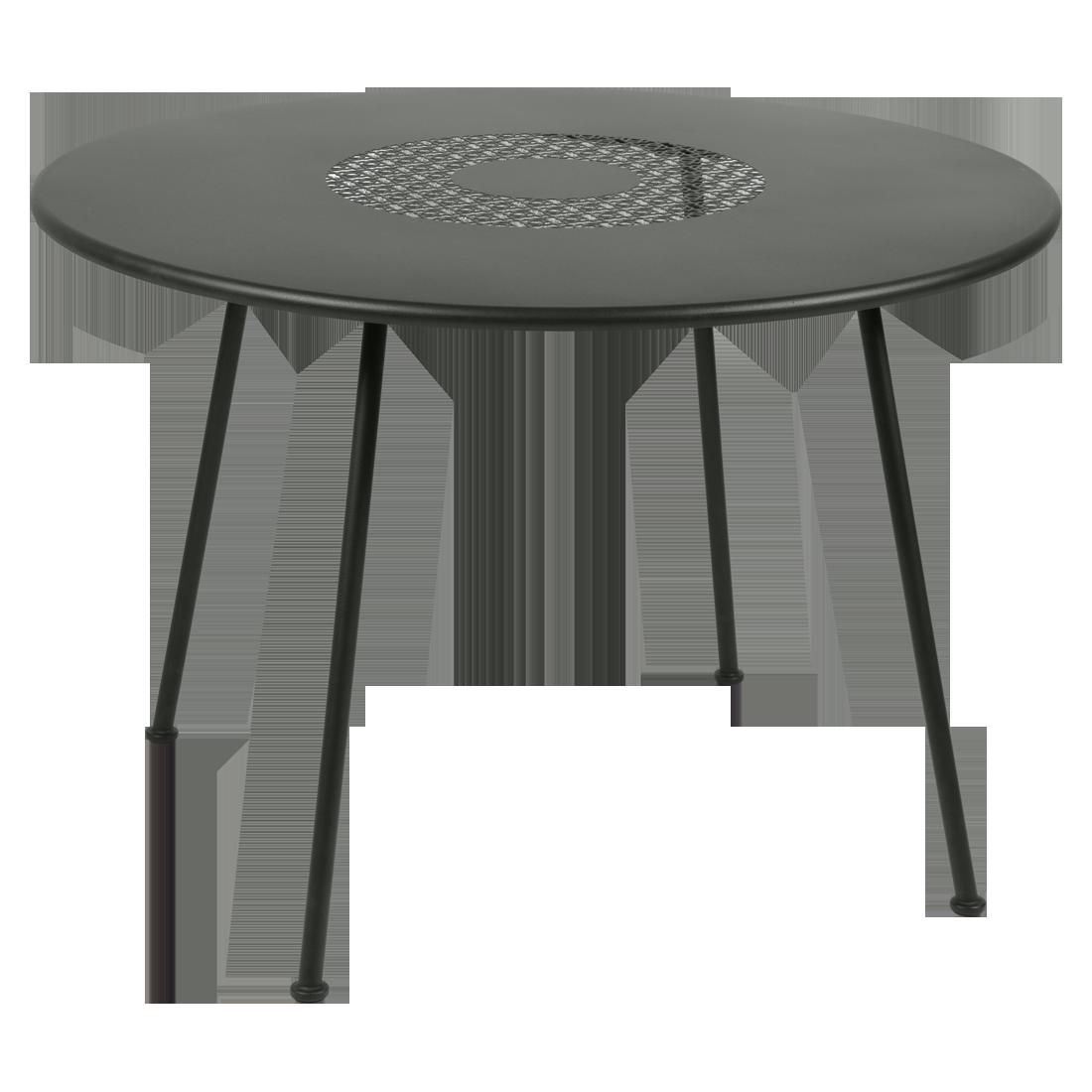 Table Ø 110 cm lorette romarin