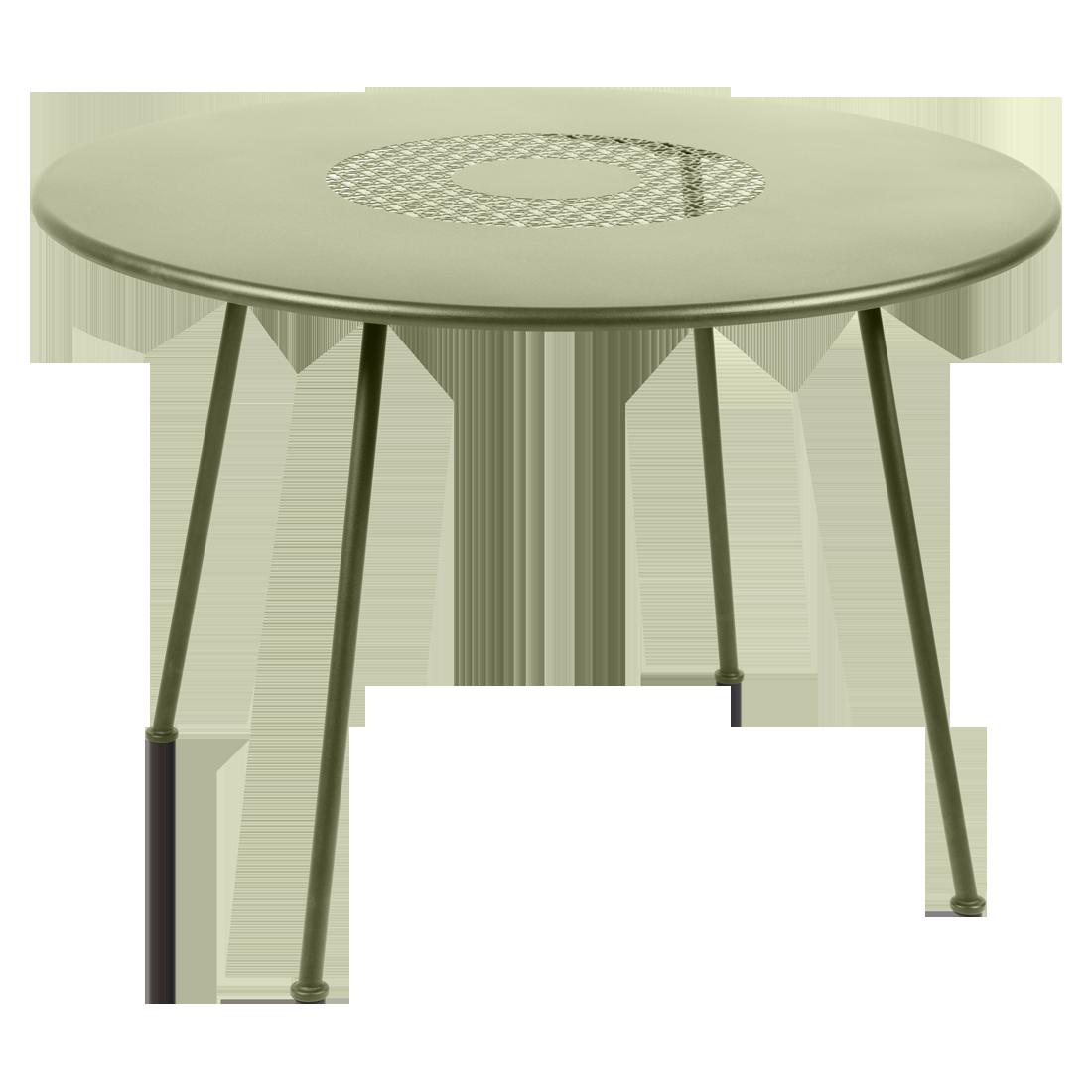 Table Ø 110 cm lorette tilleul