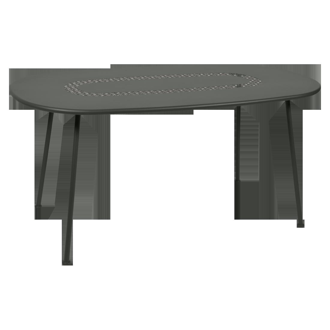 Table ovale Lorette romarin