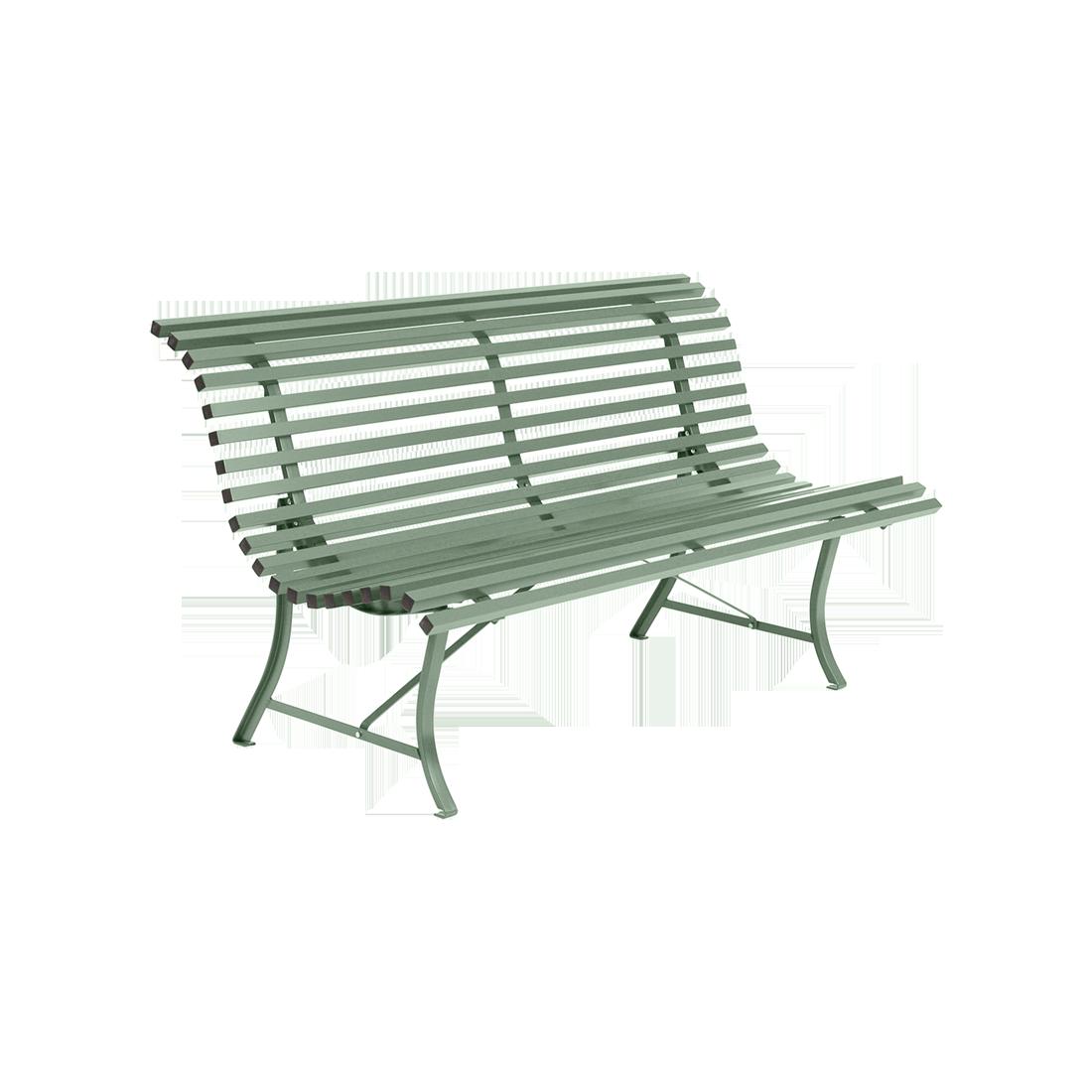 banc de jardin en métal
