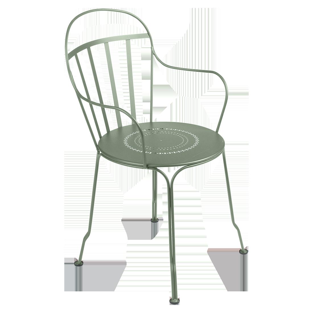 fauteuil de jardin metal
