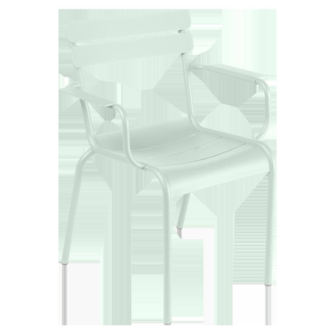 Sessel Luxembourg, Gartenstühle aus Metall, Gartenmöbel