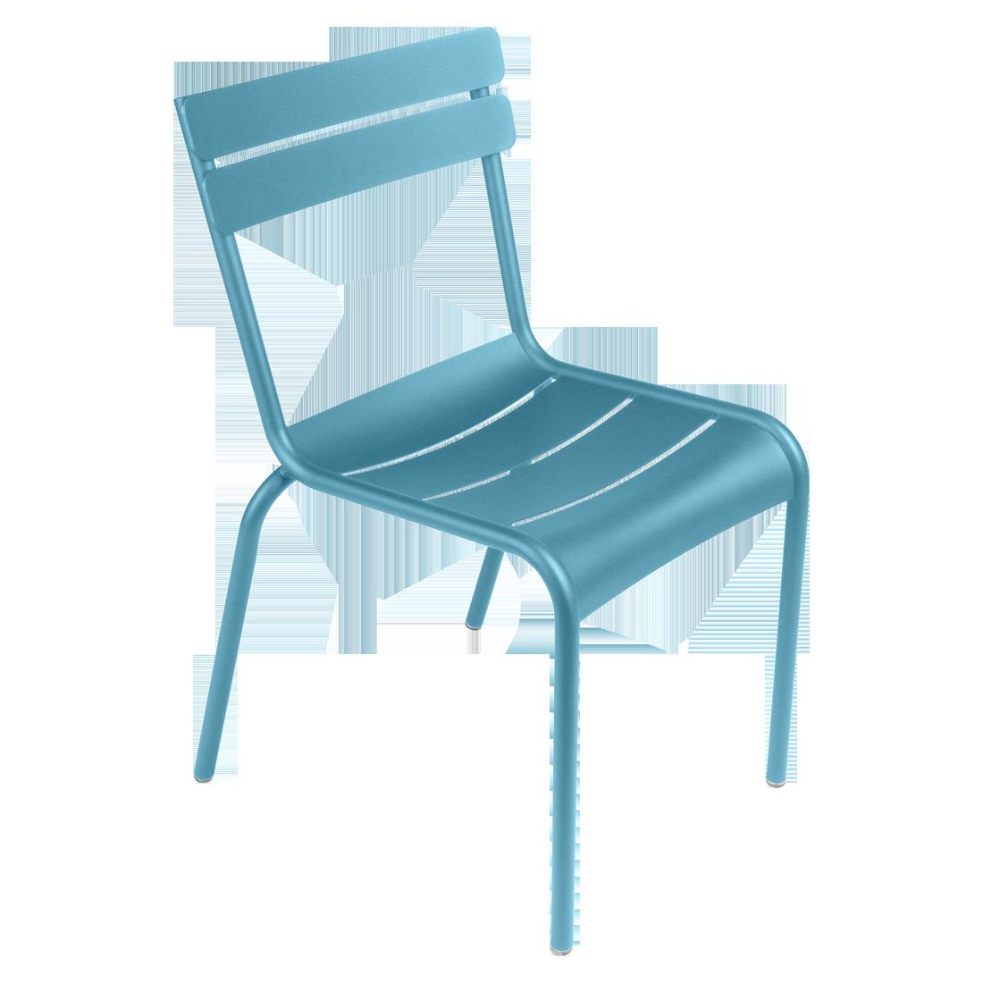 Chaise Luxembourg chaise de jardin métal