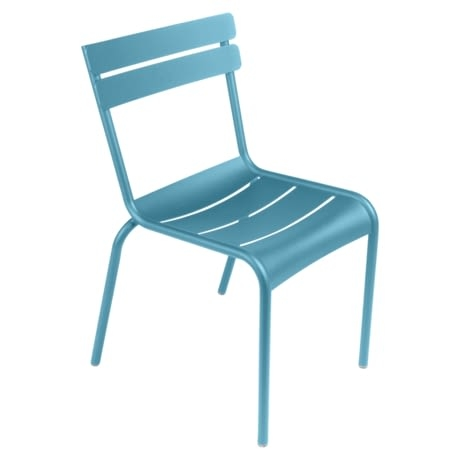 Luxembourg collection fermob outdoor furniture - Chaise luxembourg fermob ...