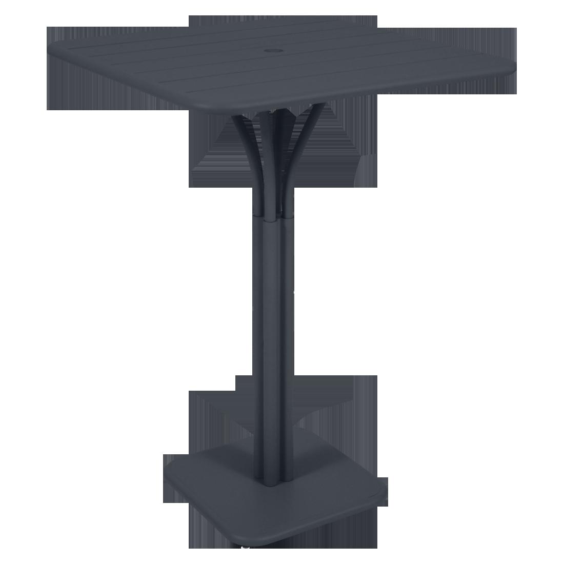 hoher tisch luxembourg gartentisch aus metall gartenm bel. Black Bedroom Furniture Sets. Home Design Ideas