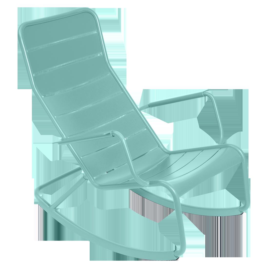 325 46 lagoon blue rocking chair png