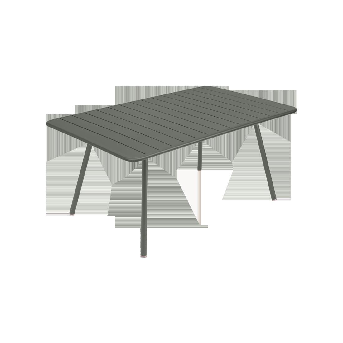 Tisch Luxembourg 165 x 100, Gartentisch aus Metall