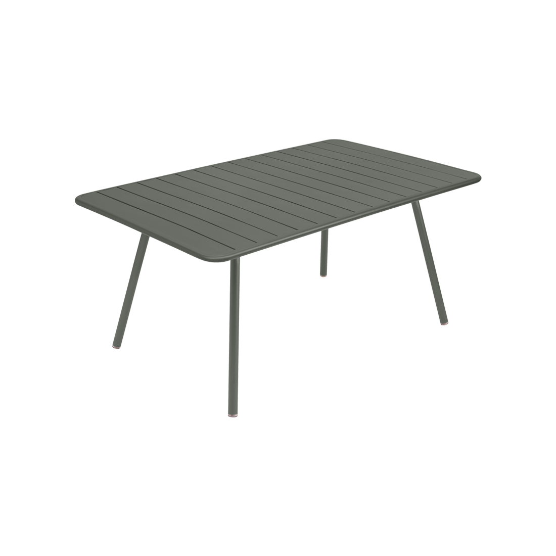 Table 165x100 cm Luxembourg, table de jardin, table jardin 8 personnes