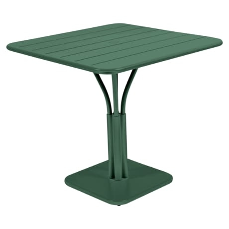 Luxembourg collection fermob outdoor furniture - Table ronde 80 cm ...