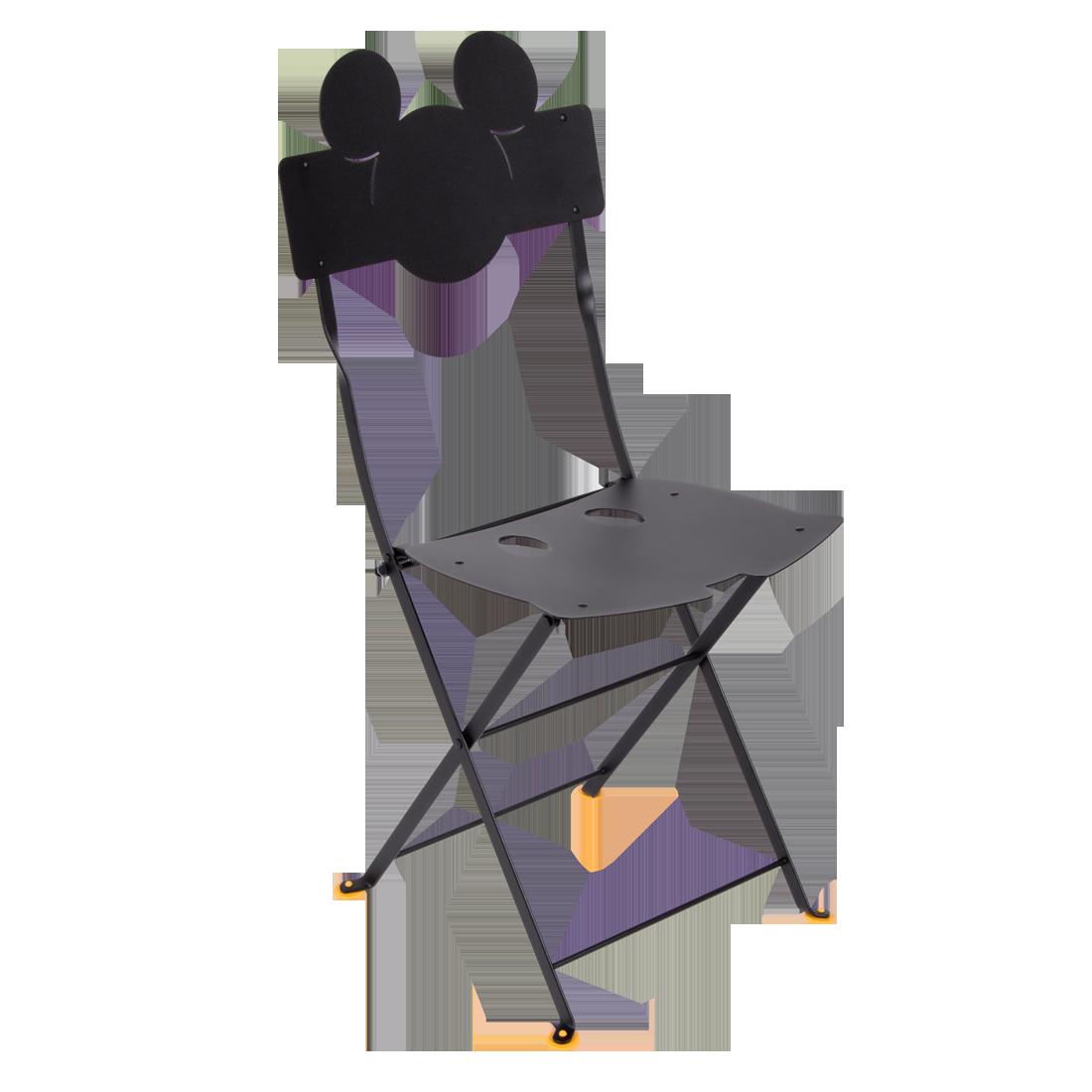 chaise bistro reglisse Mickey Mouse©