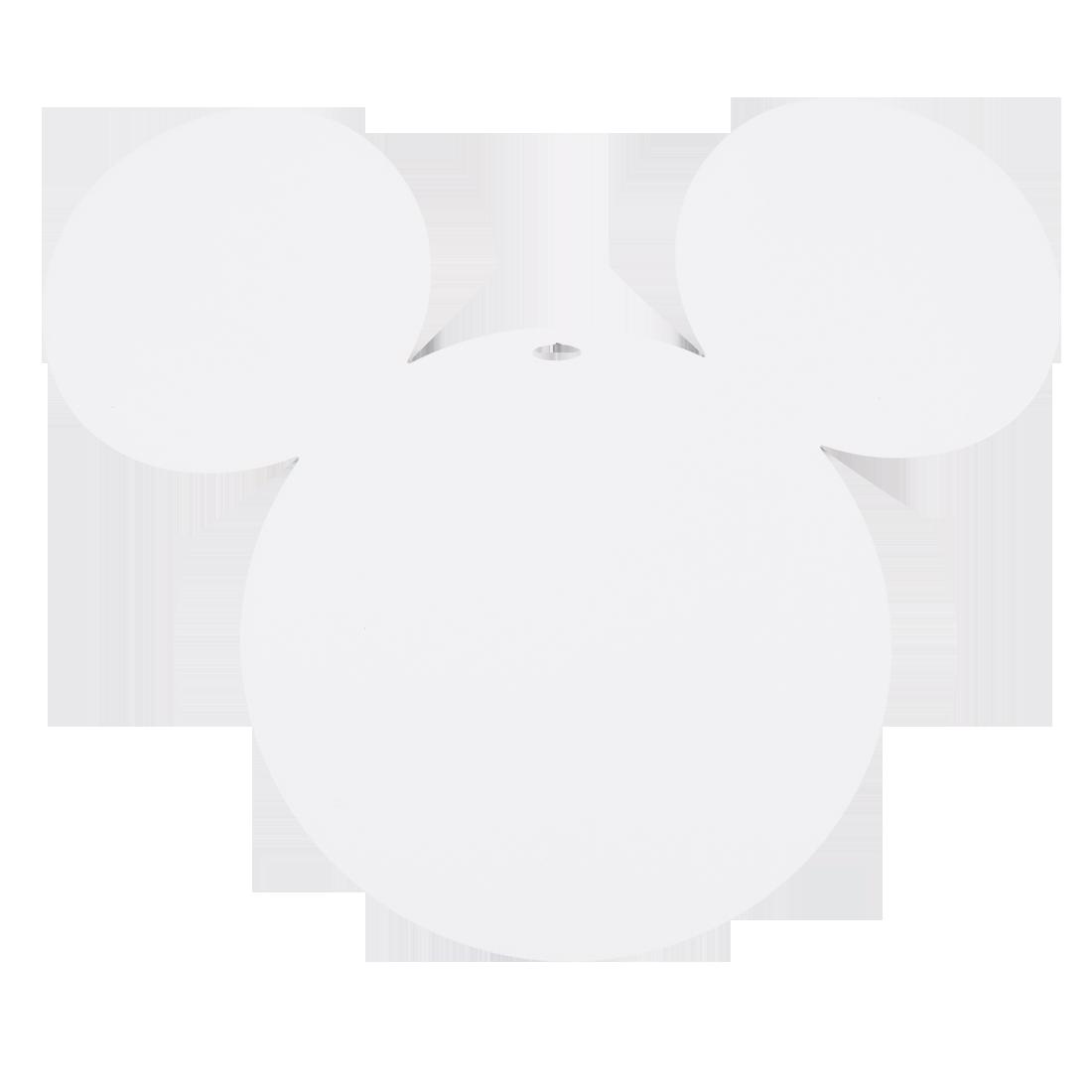 Dessous de plat Blanc coton Mickey Mouse©