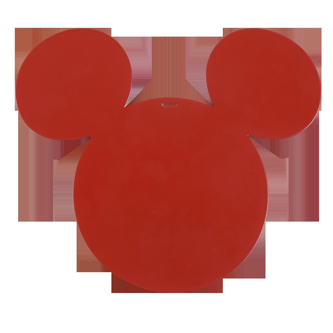 Dessous de plat Coquelicot Michey Mouse©