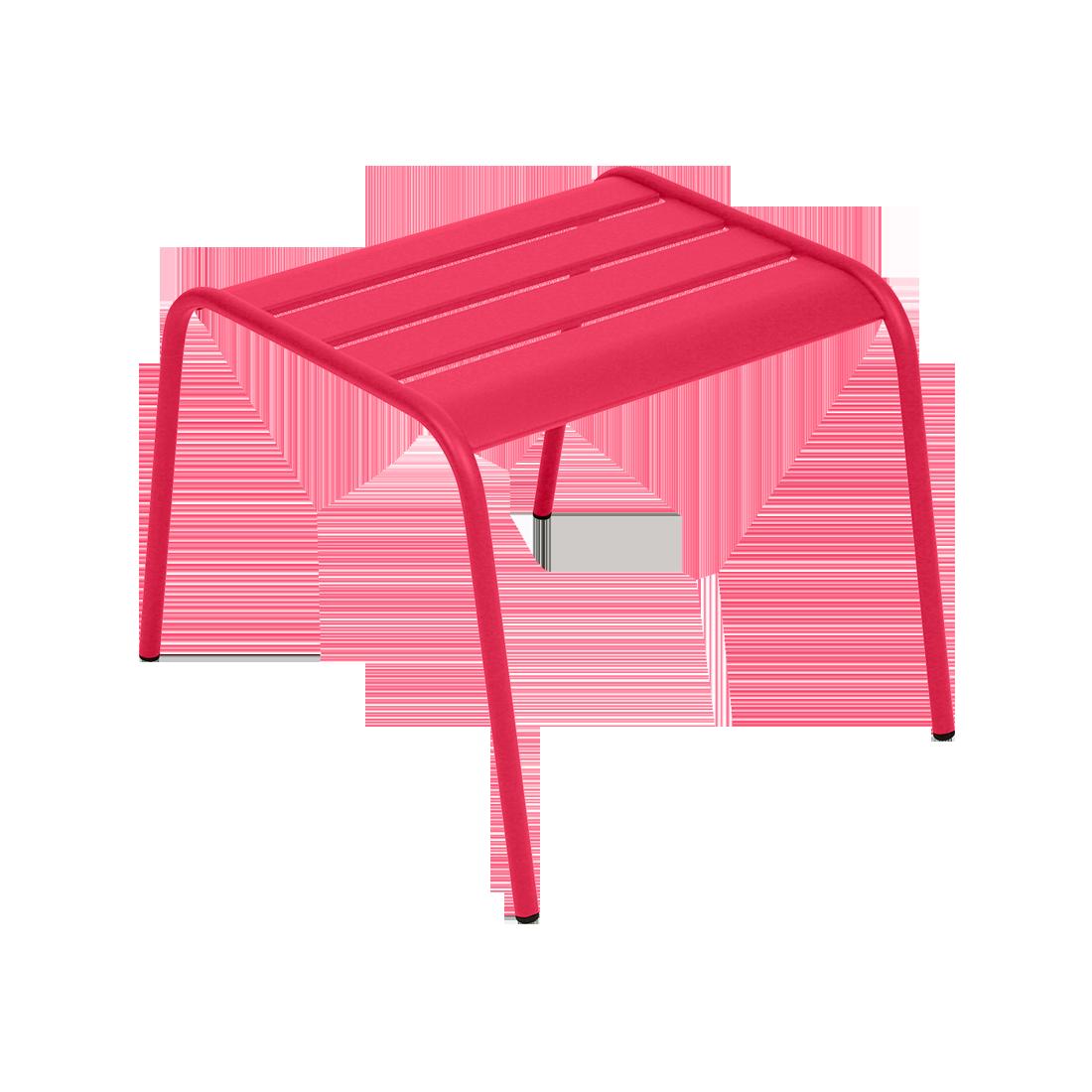 petite table basse, table basse metal, table basse rose