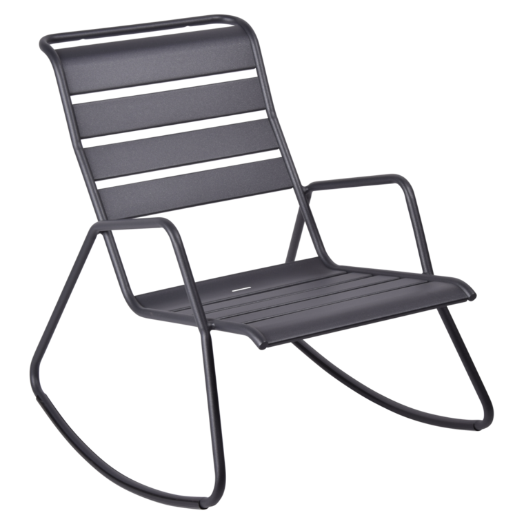 rocking chair monceau rocking chair metal pour salon de jardin. Black Bedroom Furniture Sets. Home Design Ideas