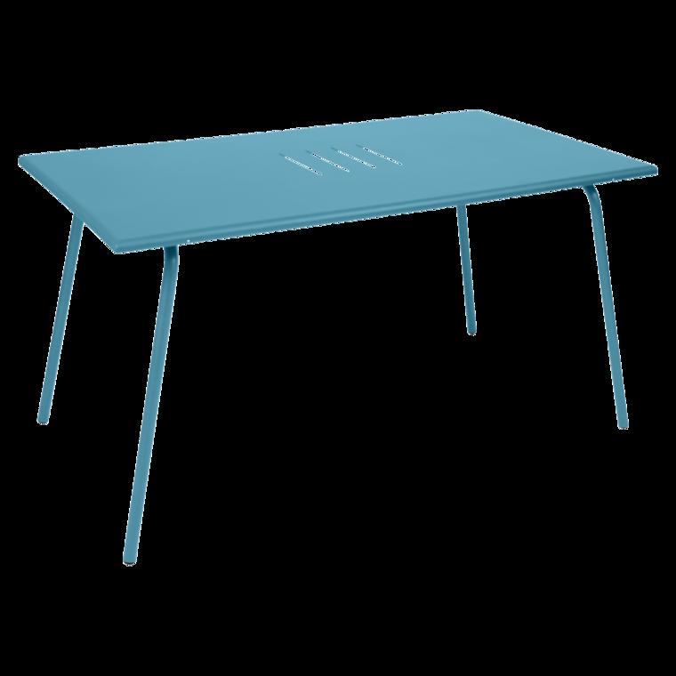 Table 146x80 cm monceau table de jardin table jardin 6 for Table design 80 cm