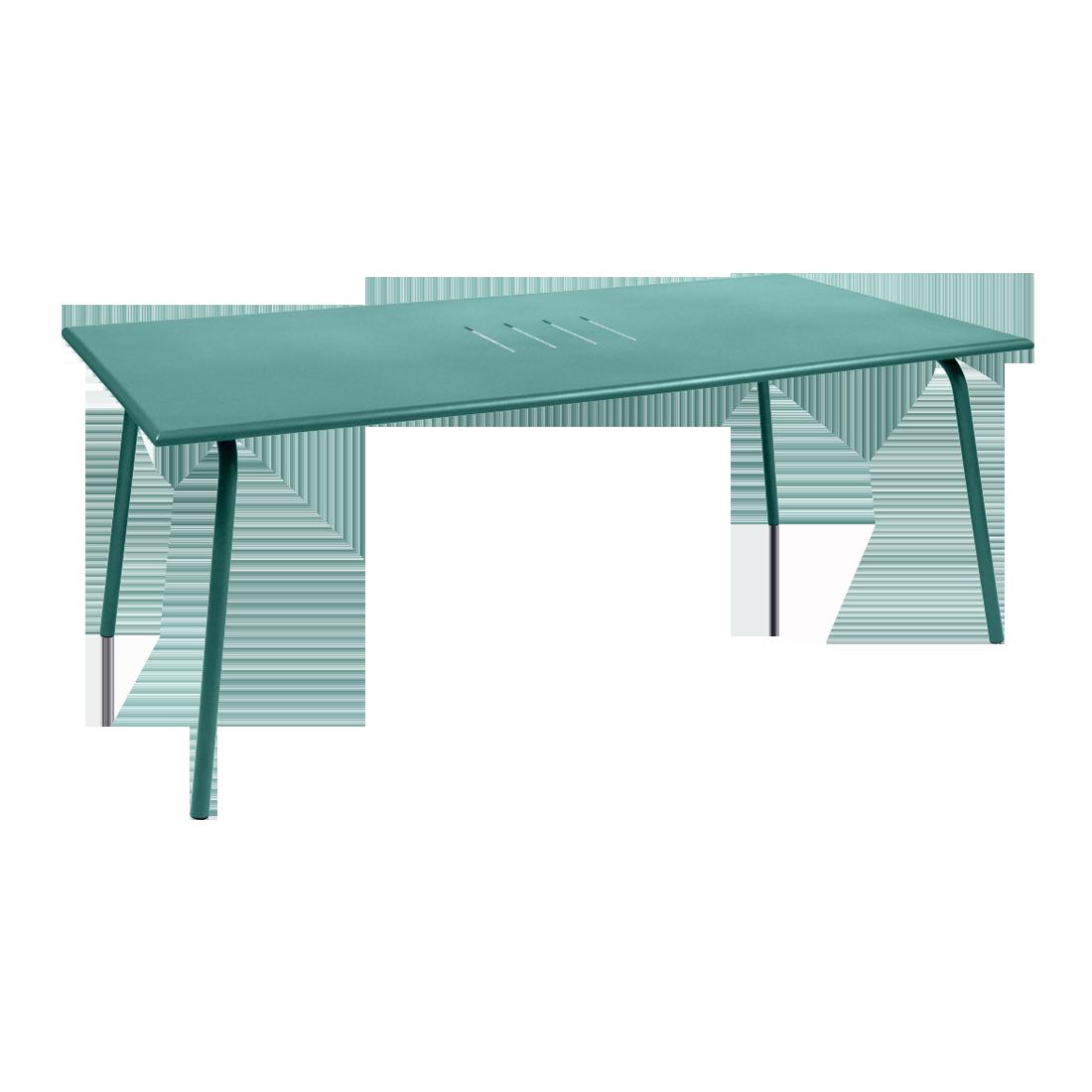 Les tables rectangulaires Fermob - Mobilier de jardin