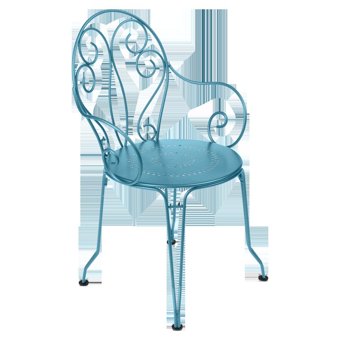 Collection Montmartre - Fermob - mobilier de jardin à volutes en métal