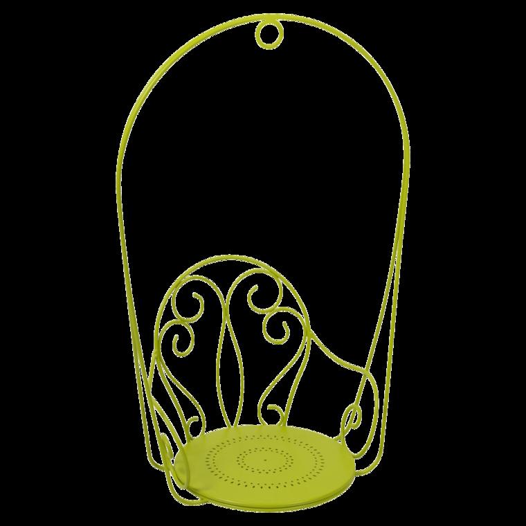 Fauteuil suspendu Montmartre, balancelle pour salon de jardin