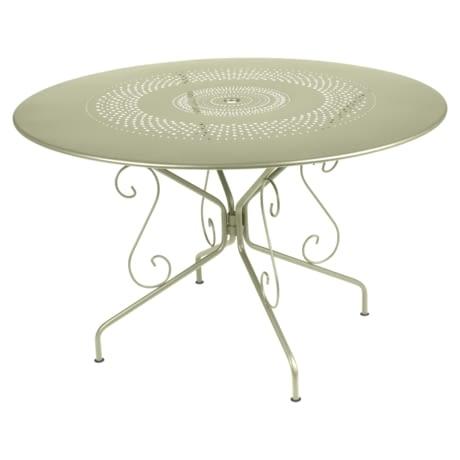 Les tables fermob mobilier de jardin - Table de jardin fermob soldes ...