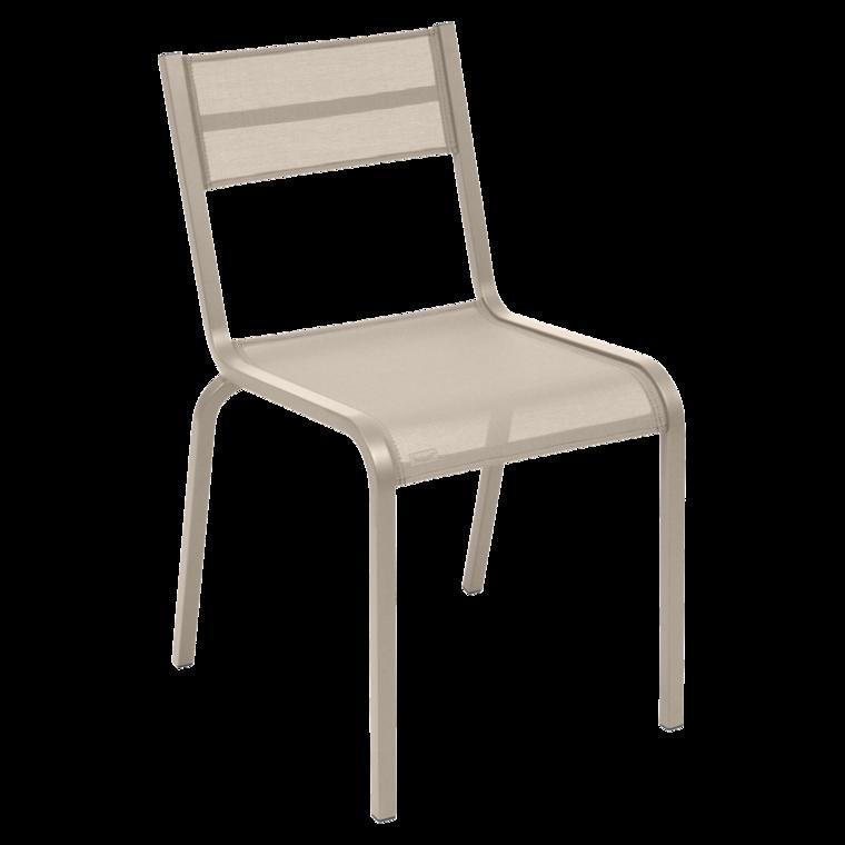 Chaise Oléron, chaise de jardin en toile