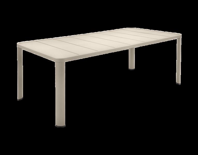fermob design gartenm bel outdoor m bel aus metall und stoff moderne farbenfrohe. Black Bedroom Furniture Sets. Home Design Ideas