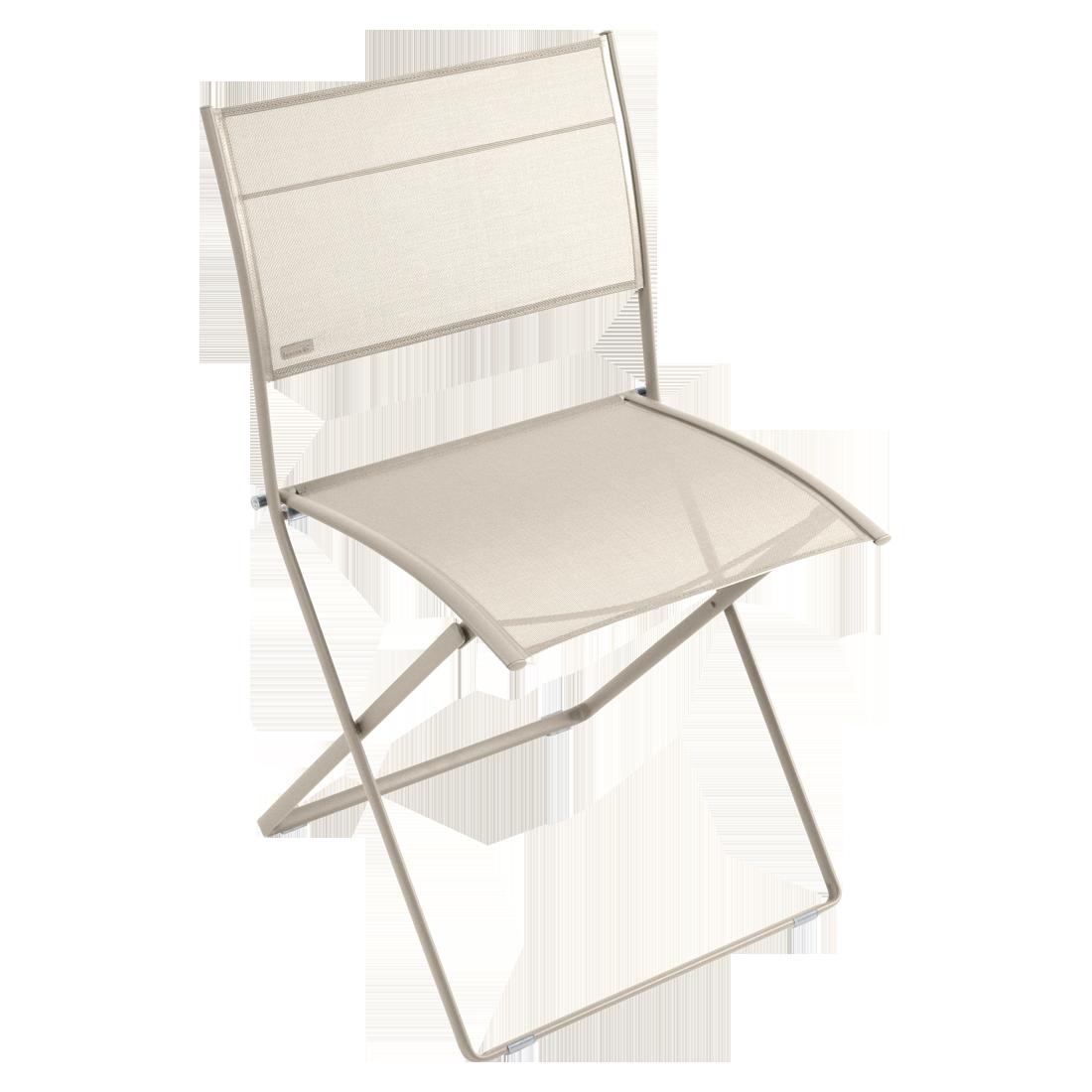 Plein air chair garden fabric chair otf - Chaise pliante fermob ...