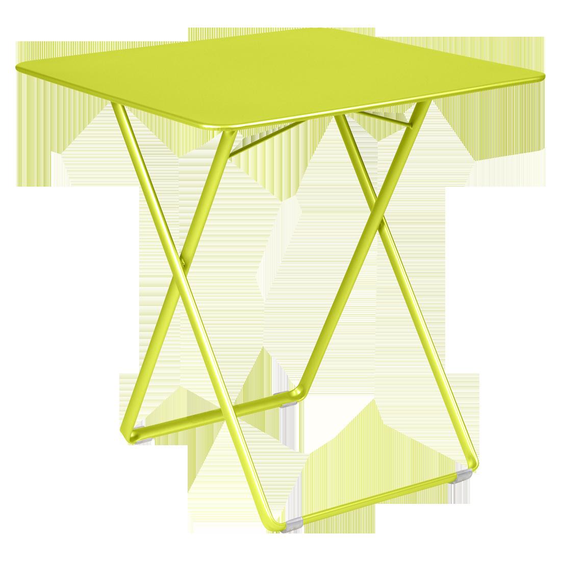 Collection Plein Air - Fermob - mobilier de jardin en métal pliant