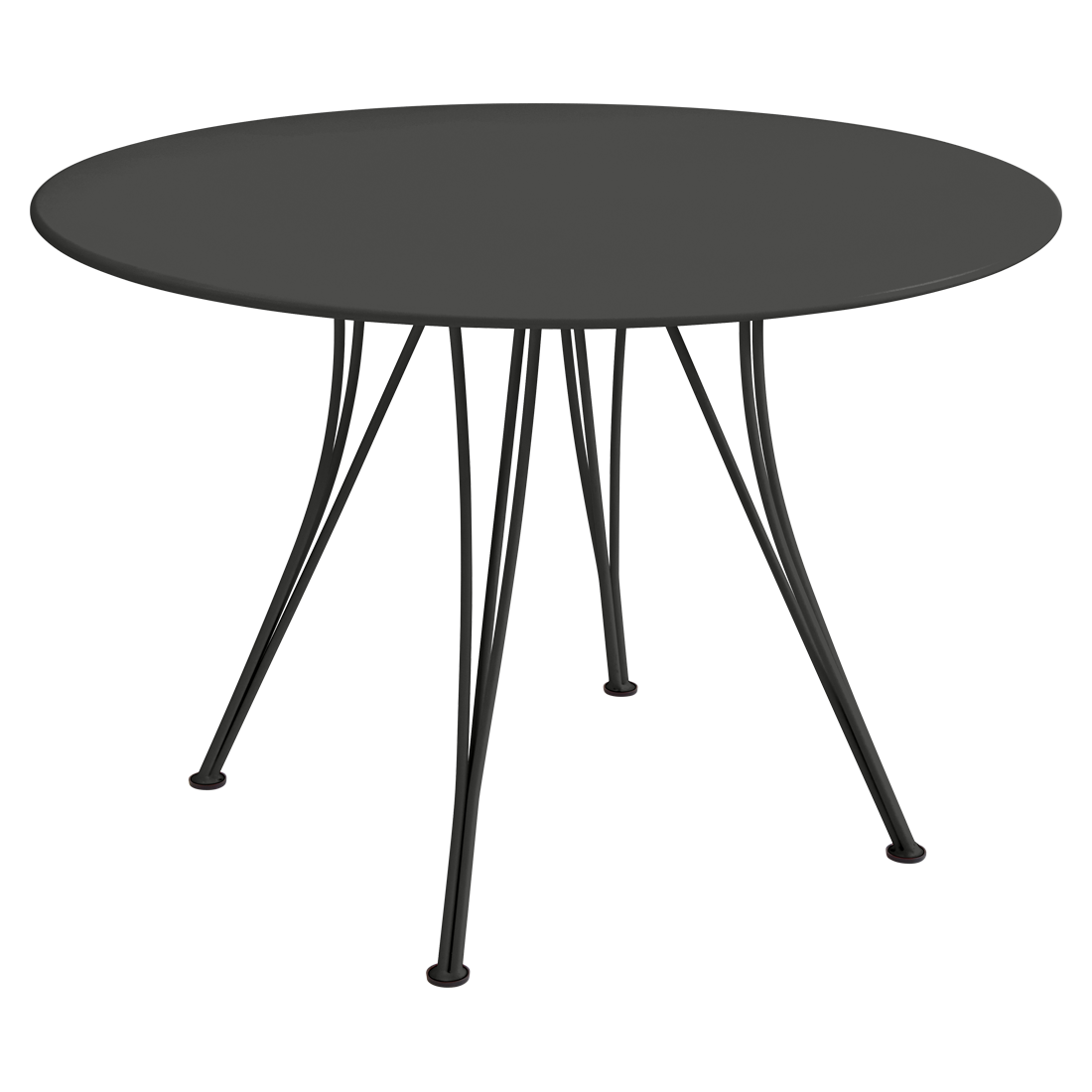 Table rendez vous table de jardin metal mobilier de jardin for Fermob table de jardin